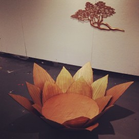 The golden Lotus