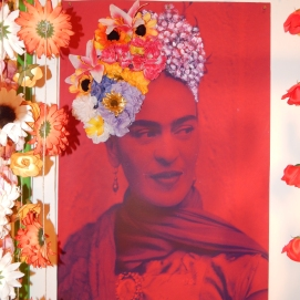 Coraje de Frida